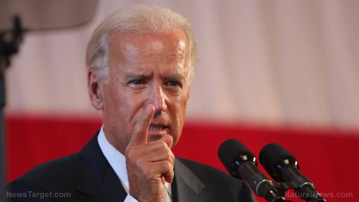 Homosexuals, transgenders to be 'part of the fabric' of Dem convention nominating Biden
