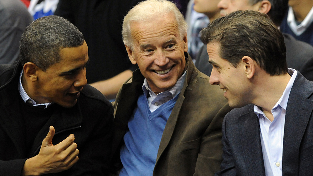 Republican senators reveal Hunter Biden even more intertwined with Russia, China than previously known